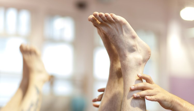 What Does it Mean When Your Toes Go Numb While Working Out?