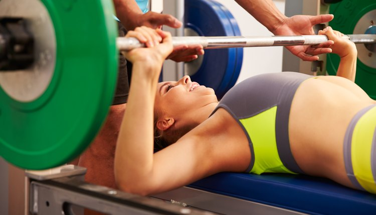 Five-Point Contact When Lifting Weights