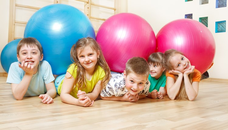 What Are the Benefits of Stability Balls in Schools?