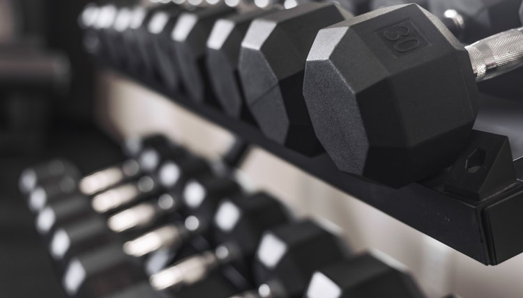 What Types of Weightlifting Training Do Prison Inmates Do?