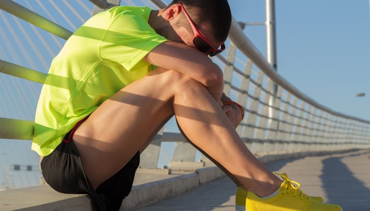 Does Abruptly Stopping Intense Exercise Cause Blood to Pool in the Lower Extremities?