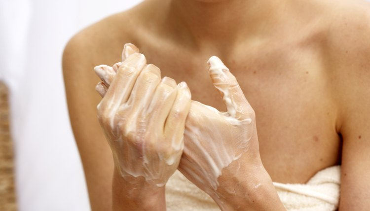 Moisturize within two minutes of getting out of the shower.
