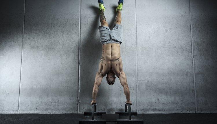 Exercises That the World's Strongest Men Do