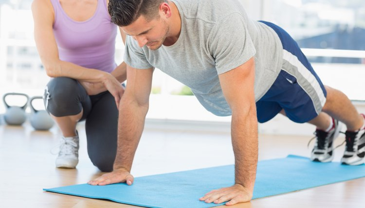 What Kind of Exercise Is a Pushup?