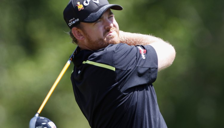 J.B. Holmes was the PGA Tour's longest driver in 2011.