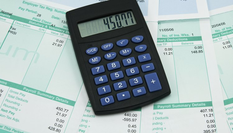 payroll summary details