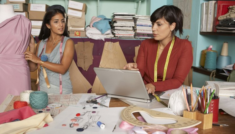 Different Types Of Lines In Fashion Designing : Difference between a fashion designer and clothing