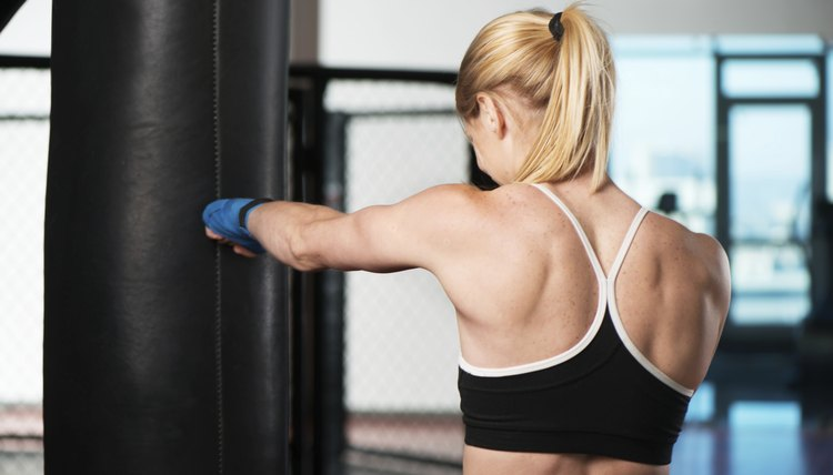 Will Boxing Training Get Me Into Shape?