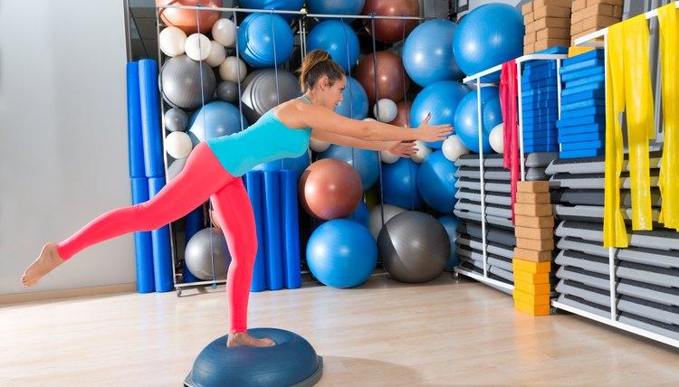 Balance-Improving Functional Exercises