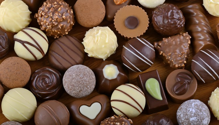 Don't send chocolates to a soldier serving overseas -- they may melt.