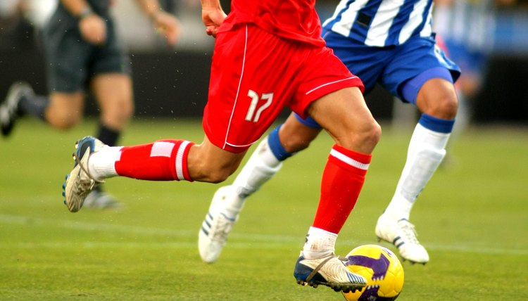 How Many Calories Do You Burn in a Soccer Game?
