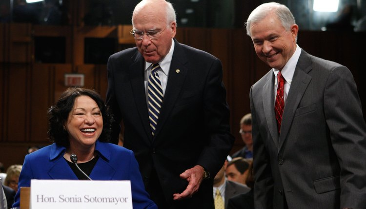 All Supreme Court Justices must first face the powerful Senate Judiciary Committee.