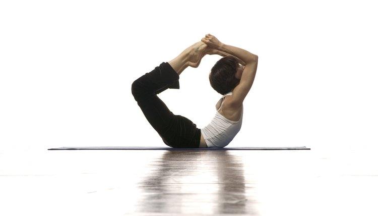 Yoga Poses for Gallstones