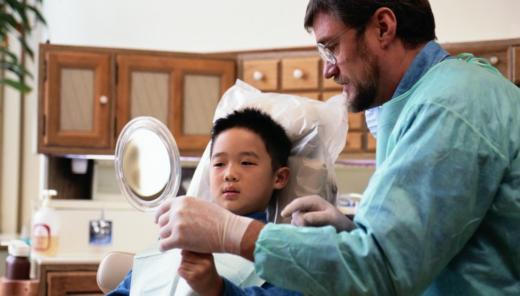 Boy and Dentist