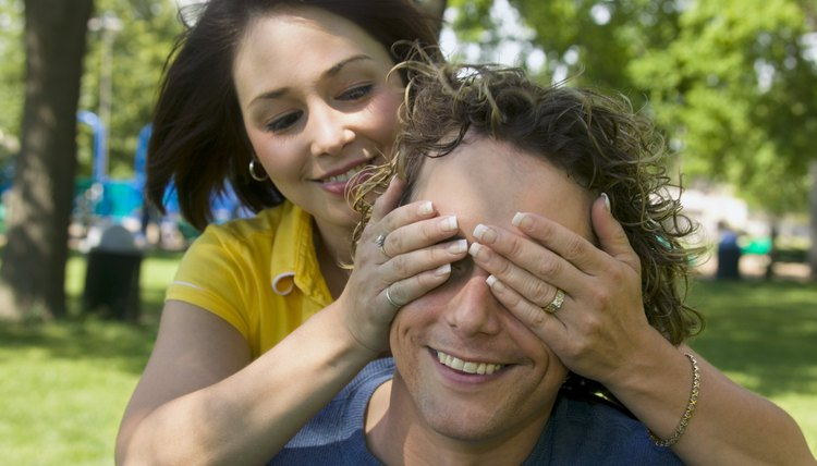 Finding ways to surprise him will add spark to your relationship.