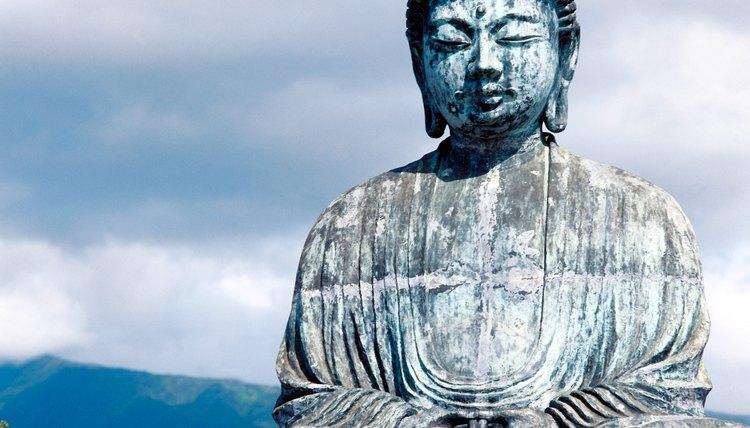 Pure Land Buddhists practice devotion to Amitabha Buddha.