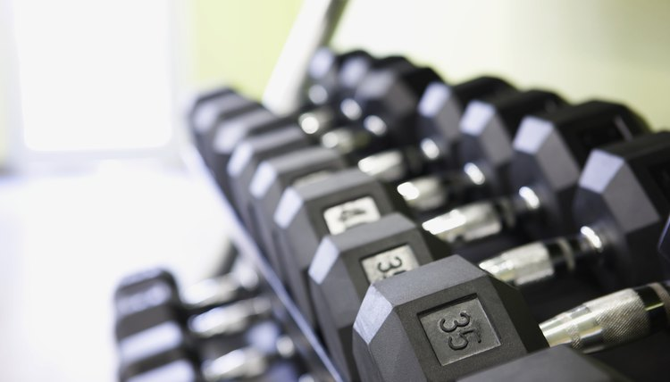 What Are Dumbbells Made Out Of?