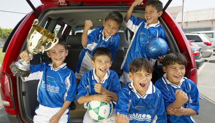 Social Benefits of Children's Team Sports