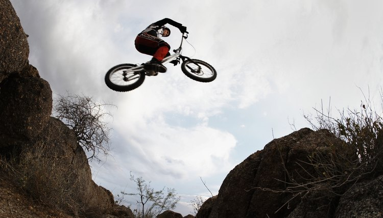 What Is the Most Common Size Mountain Bike?