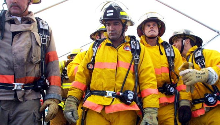 Firefighter Combat Challenge in Florida