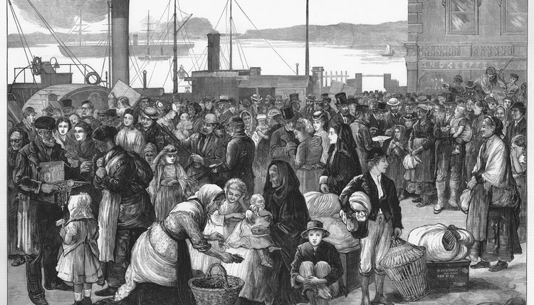 a look at the agrarian society in england before the 18th century Pre 18th century 18th  major technological advances of the second industrial revolution  to promote the advancement of society and he distributed much of.