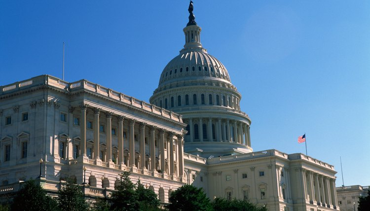U.S. Capitol Building: Where Congress Exercises Its Powers