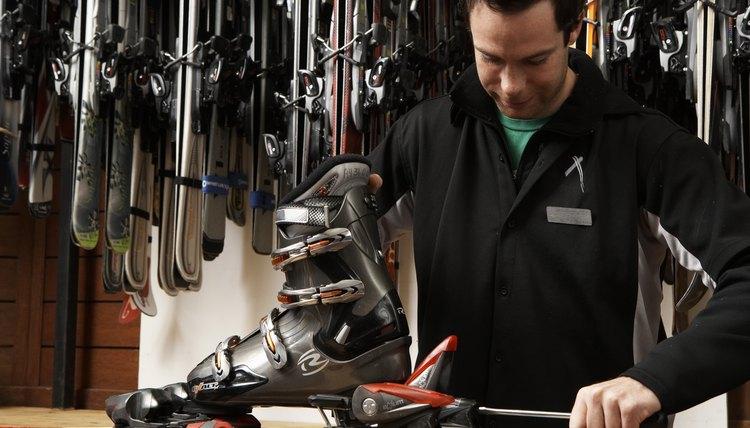 How to Install Marker Ski Bindings