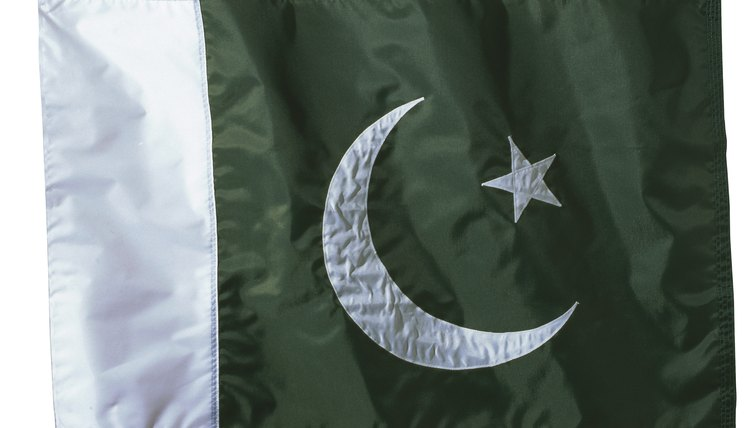 Pakistan was formed in 1947 from Muslim populations in India.