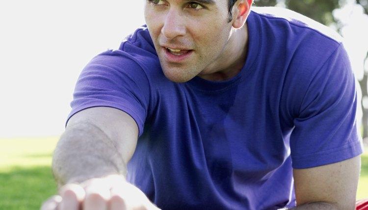 Basic Stretching Exercises for Men