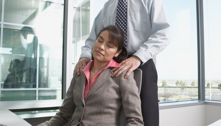 how to identify inappropriate behavior in the workplace
