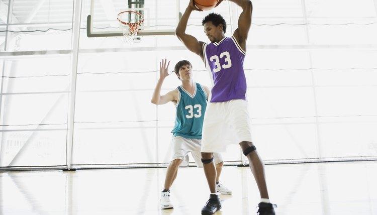 Basketball Rules on Kicking the Ball