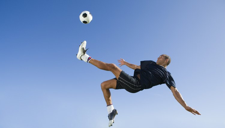 Foot Injuries From Soccer