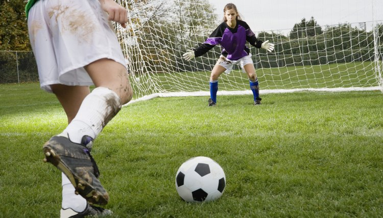 What Muscles Are Used When Kicking a Ball?