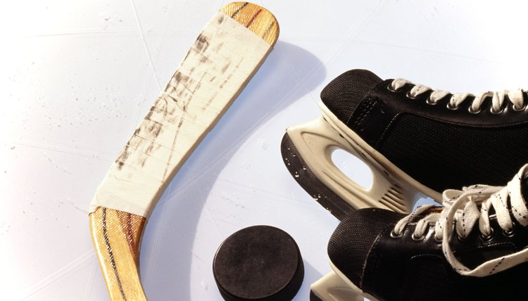 How to Replace Hockey Skate Rivets