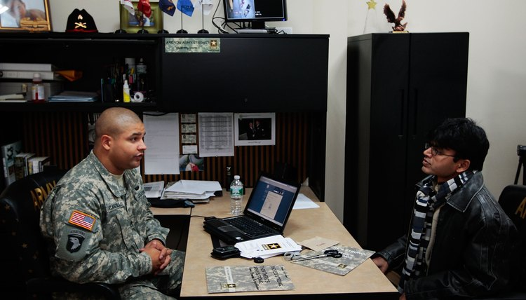 An Army recruiting office can give you more information about the AIM test.