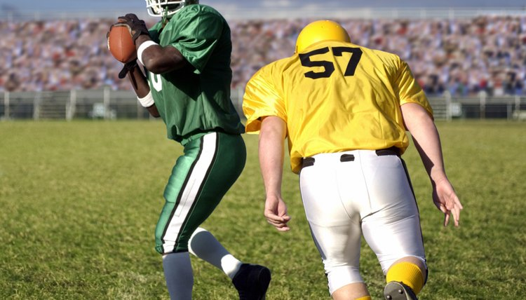 Exercises a Quarterback Can Do to Improve His Throwing Arm
