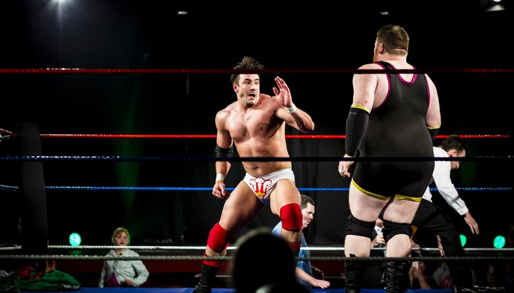 Different Kinds of Wrestling