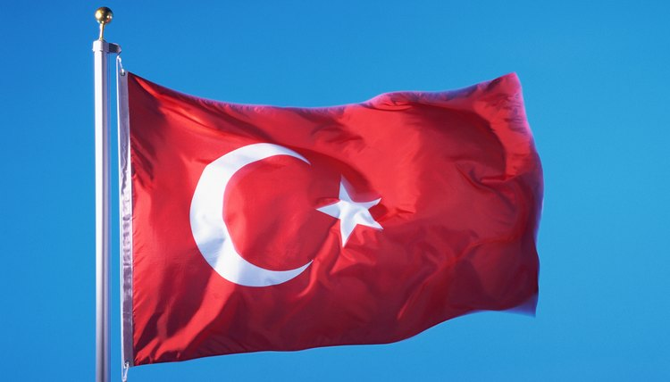 Muslim religious beliefs dominate the country of Turkey.