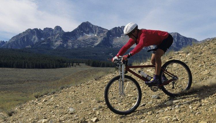 26-Inch Wheels Vs. 29-Inch Wheels in Mountain Biking