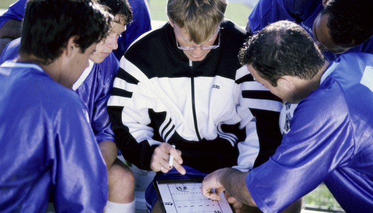 How To Become A Professional Soccer Coach Career Trend
