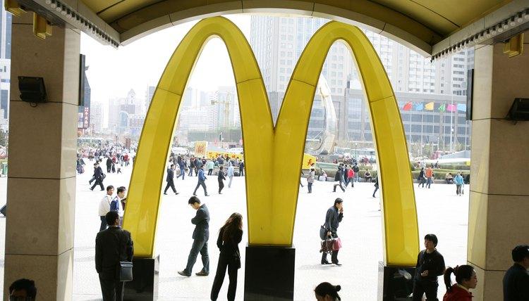 McDonald's in Shenyang, China