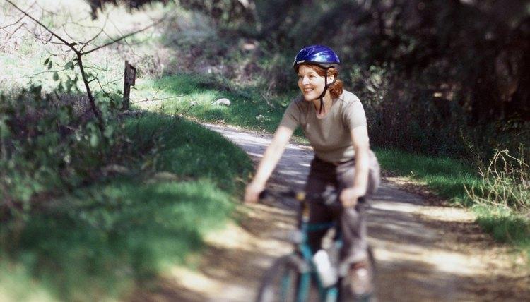 How to Lose Weight Mountain Biking