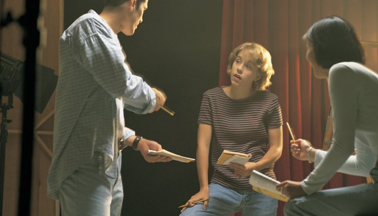 Teaching high school drama requires extensive education and experience.