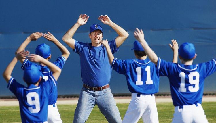 8-to-10-Year-Old Baseball Drills
