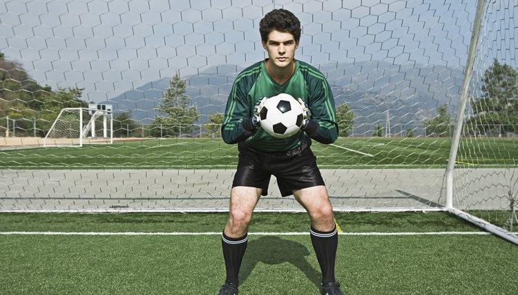 When Can a Soccer Player Enter the Goal Box?