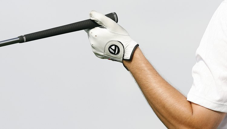 Standard grips don't work for all golfers. Some benefit from larger grips.