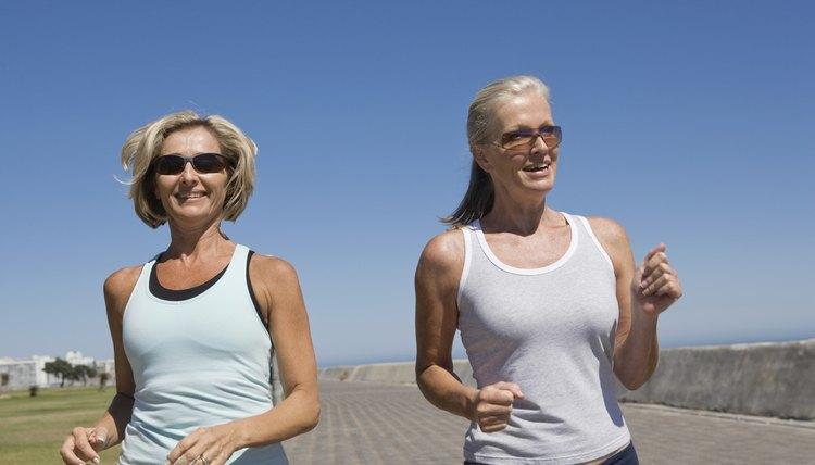 Detriments of Jogging After 50