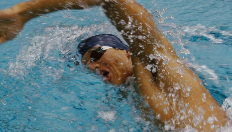 Is Athletic Tape Used in Swimming?