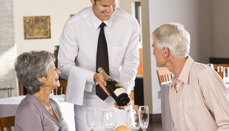 Head Waiter Job Description  Career Trend