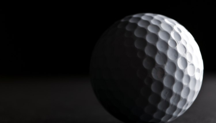 The golf ball is a product custom crafted to improve a golfer's game.